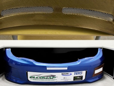 Bio-Composite Automotive Bodywork Panels