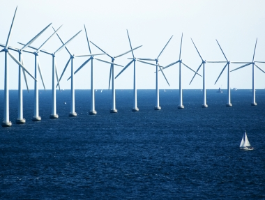 Leading-edge protection for wind turbine blades