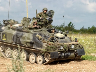 Armoured Vehicle Design Optimisation Project
