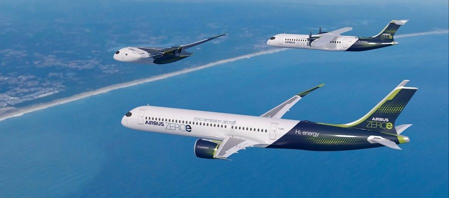 Airbus Believe Hydrogen-powered Aircraft Will Enable Emissions-free Flying by 2035